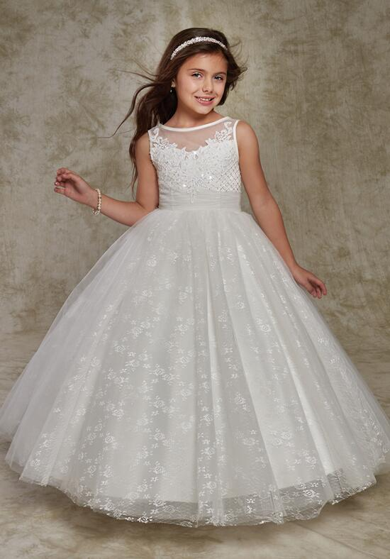 Cupids by Mary's F538 Flower Girl Dress photo