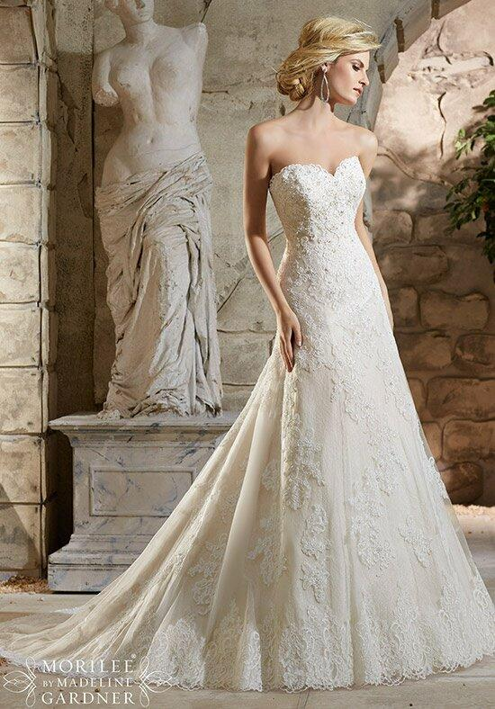 Mori Lee by Madeline Gardner 2779 Wedding Dress photo