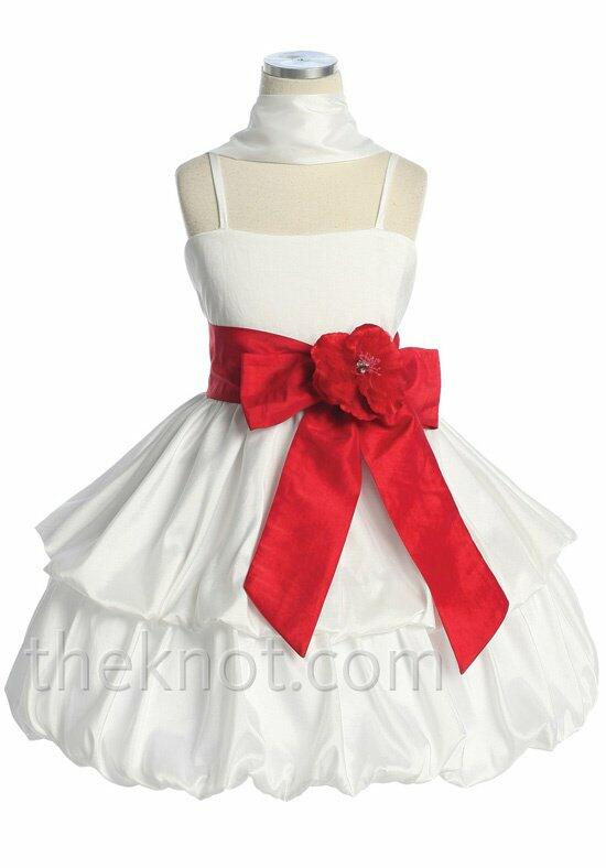 Pink Princess D3320 Flower Girl Dress photo