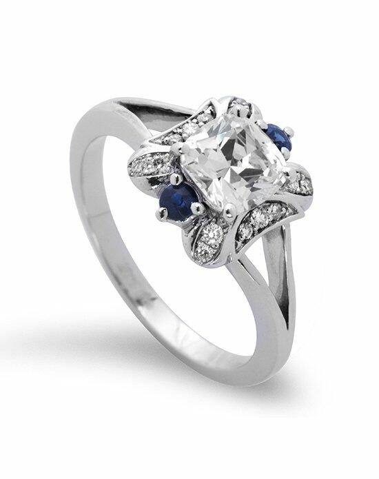 Timeless Designs R2123S Engagement Ring photo