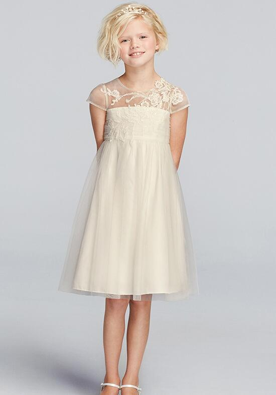 David's Bridal Juniors WG1360 Flower Girl Dress photo