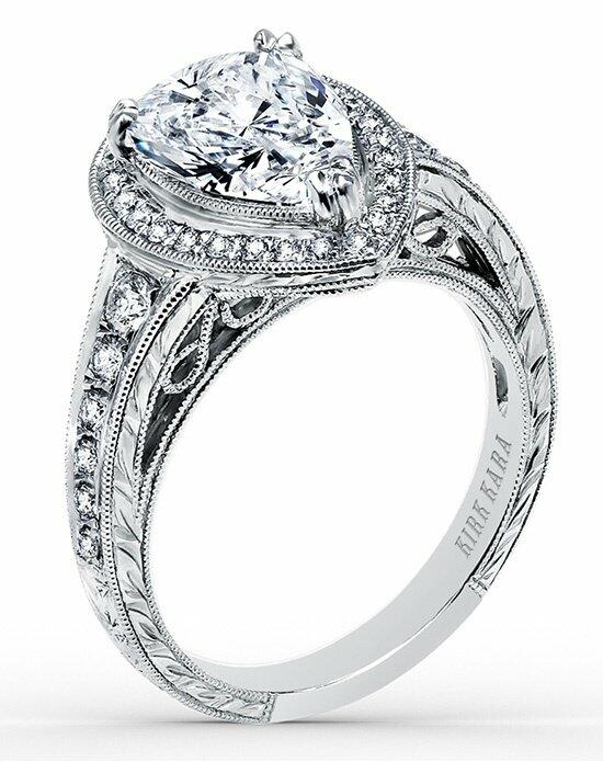 Kirk Kara Carmella Collection K15411X8P Engagement Ring photo