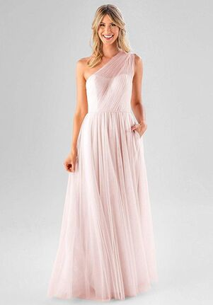 Kennedy Blue Dory One Shoulder Bridesmaid Dress