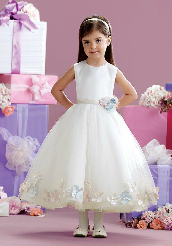 Joan Calabrese by Mon Cheri 215350 Flower Girl Dress photo