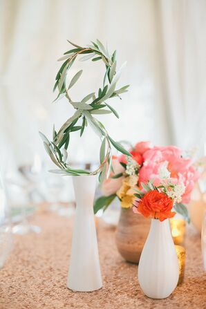 Olive Branch Table Numbers