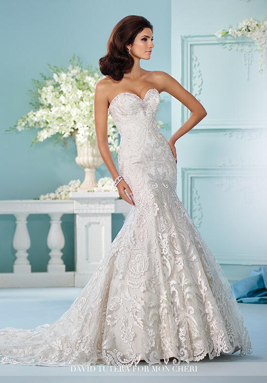 David Tutera for Mon Cheri 216245 Minjonet Wedding Dress photo