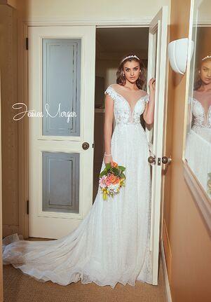 Jessica Morgan SHINE, J1980 A-Line Wedding Dress