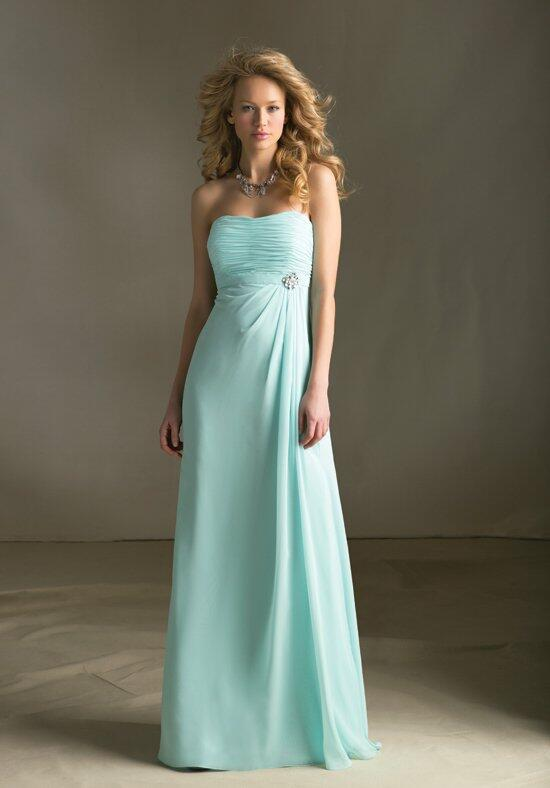 Mori Lee by Madeline Gardner Bridesmaids 686 Bridesmaid Dress photo