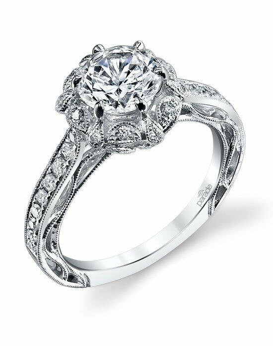 Parade Design Style R3192 from the Hera Collection Engagement Ring photo