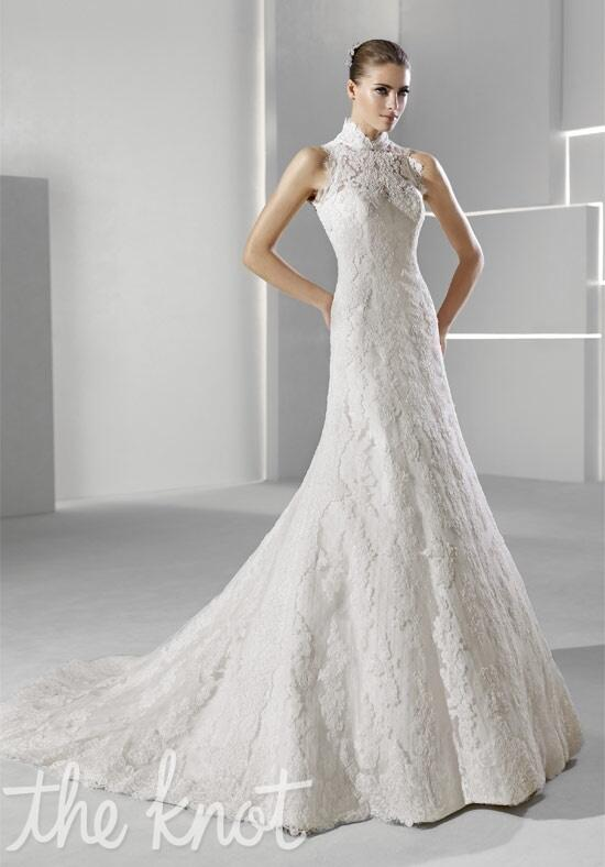 LA SPOSA Silo Wedding Dress photo
