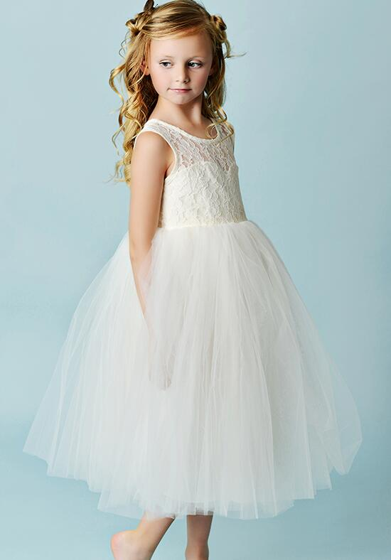 FATTIEPIE Charlotte - tea Flower Girl Dress photo