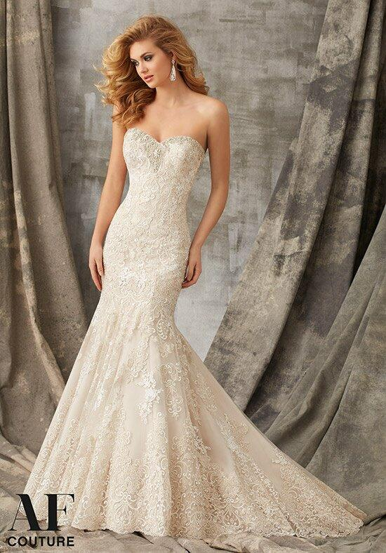 AF Couture: A Division of Mori Lee by Madeline Gardner 1353 Wedding Dress photo