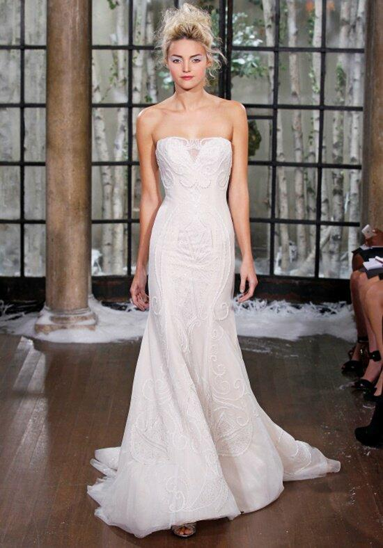 Ines Di Santo Zabize Wedding Dress photo