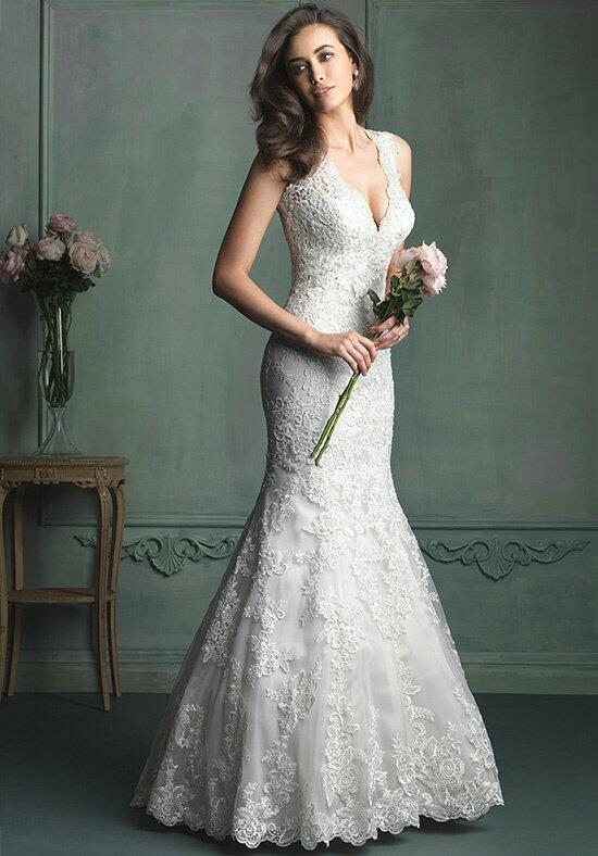 Allure Bridals Allure Bridals 9104 Bridal Gowns Wedding Dress photo