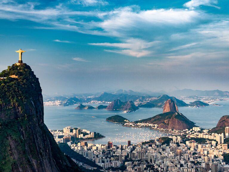 Rio de Janeiro Pinterest travel trends 2019