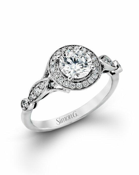 Simon G. Jewelry TR523 Engagement Ring photo