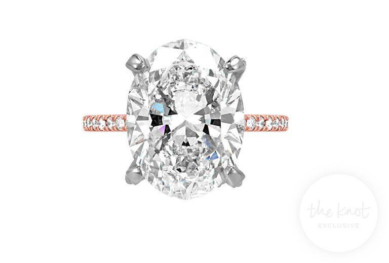 kaitlyn bristowe engagement ring jason tartick close up