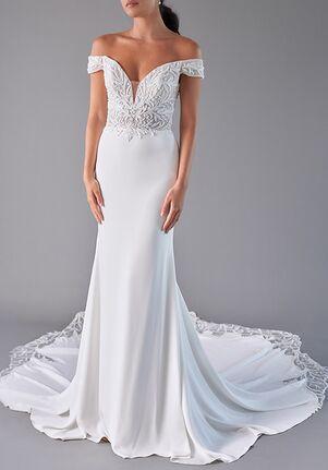 Louvienne Fallon Mermaid Wedding Dress