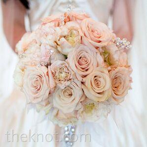 Cream Bridal Bouquet