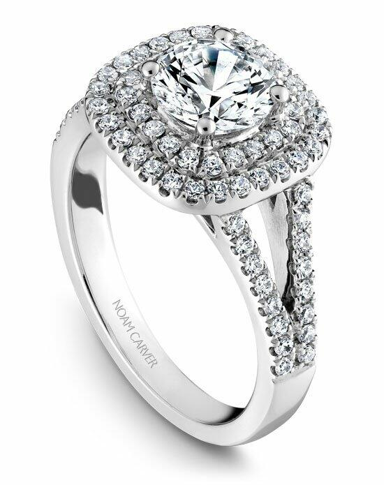 Noam Carver B035-01WS-100A Engagement Ring photo