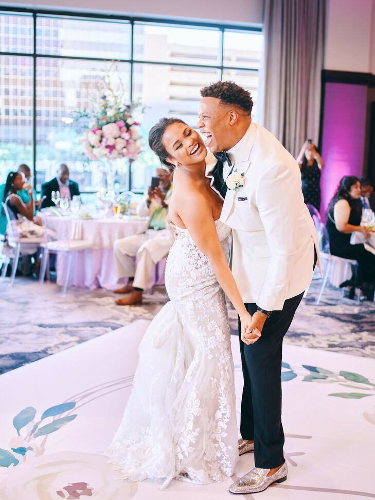 First Dance at Post Oak Hotel at Uptown in Houston, Texas