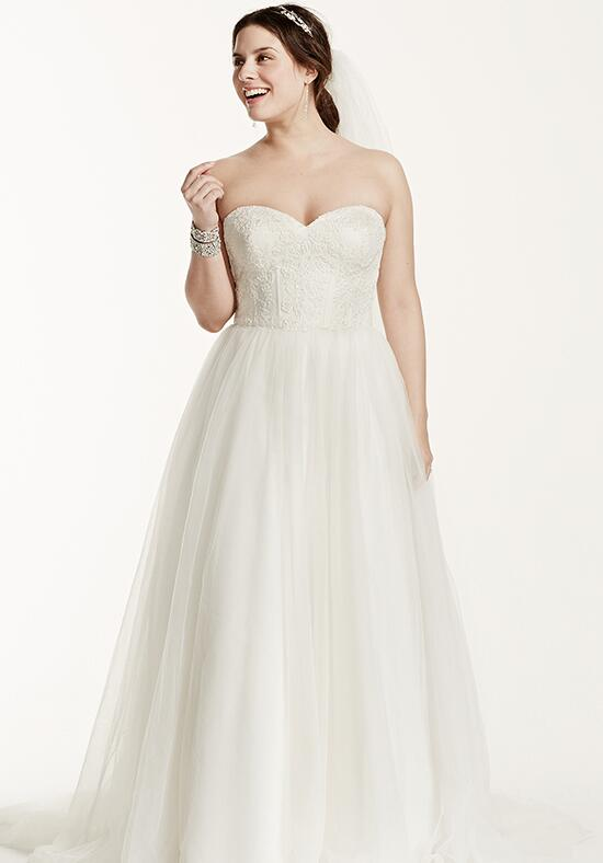 David's Bridal David's Bridal Woman Style 9WG3633 Wedding Dress photo