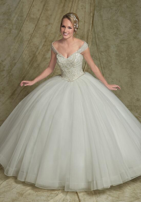 1 Wedding by Mary's Bridal 2B822 Wedding Dress photo