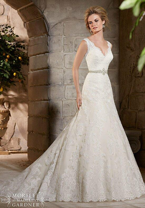 Mori Lee by Madeline Gardner 2783 Wedding Dress photo