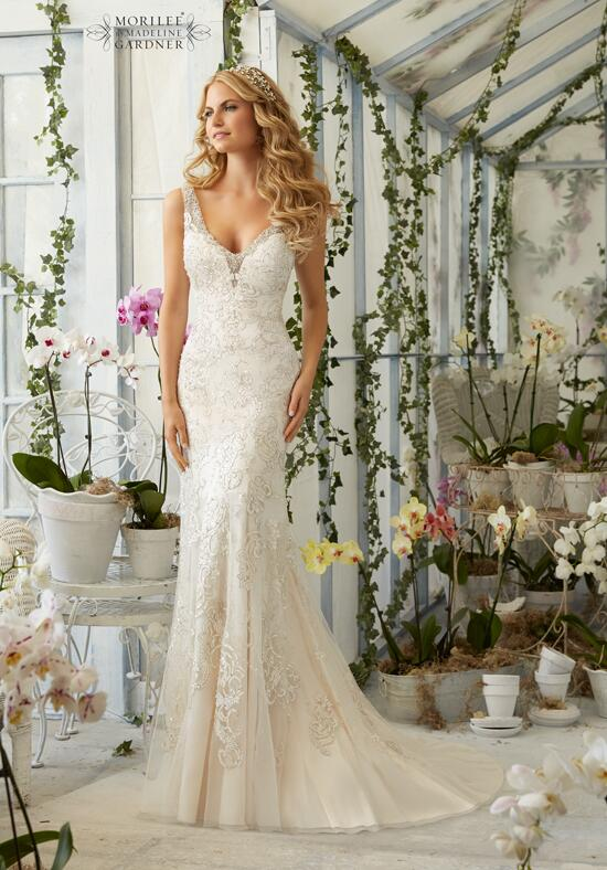 Mori Lee by Madeline Gardner 2809 Wedding Dress photo