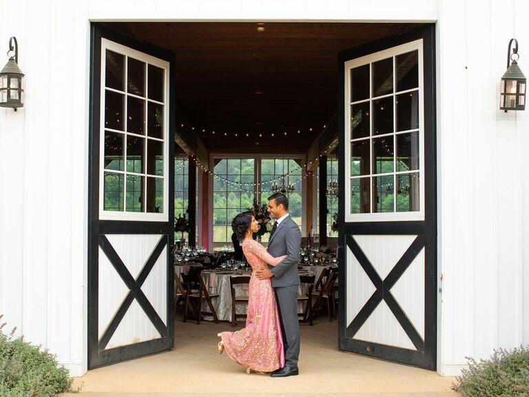 Wedding venue in Keswick, Virginia.