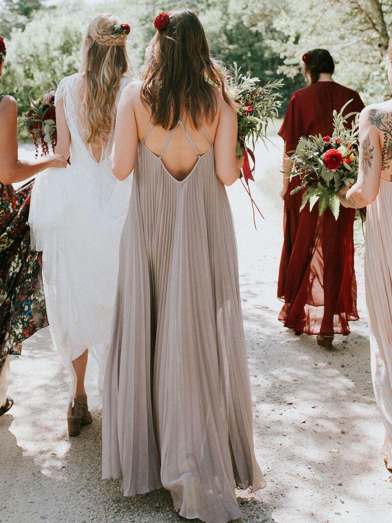 Wedding Guest Hairstyles Flower Accent