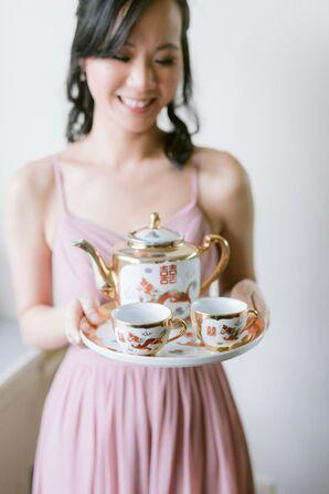 Tea Set for Chinese Tea Ceremony at Summerour Studio in Atlanta, Georgia
