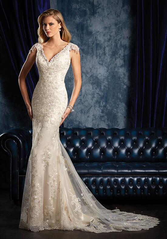 Sapphire by Alfred Angelo 956 Wedding Dress photo
