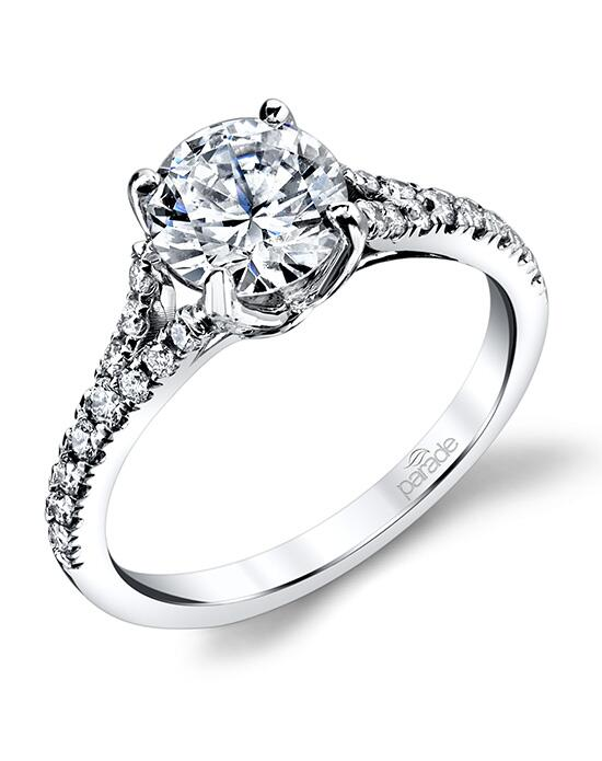 Parade Design Style R3311 from the Classic Collection Engagement Ring photo