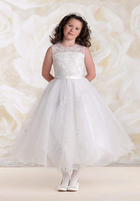 Joan Calabrese by Mon Cheri 115304 Flower Girl Dress photo