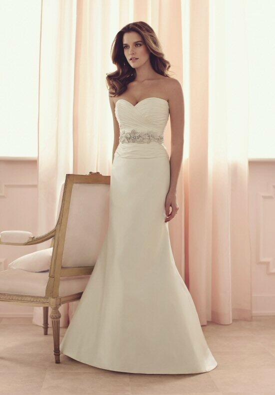 Paloma Blanca 4505 Wedding Dress photo