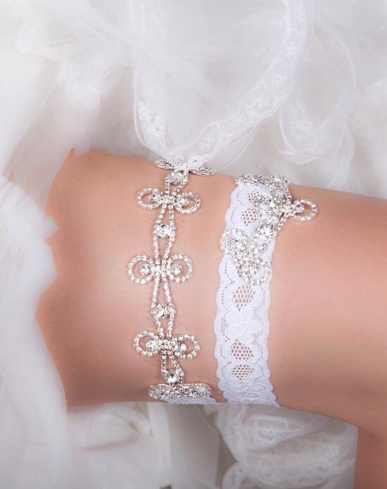 Alisa Brides Ursula Garter Set Wedding Lingerie photo