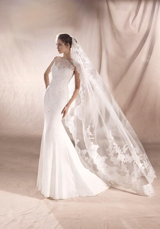 WHITE ONE SATURN Wedding Dress photo