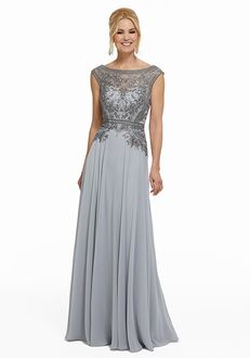 MGNY 72002 Green,Silver,Champagne Mother Of The Bride Dress
