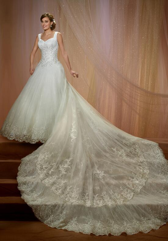 1 Wedding by Mary's Bridal 6485 Wedding Dress photo