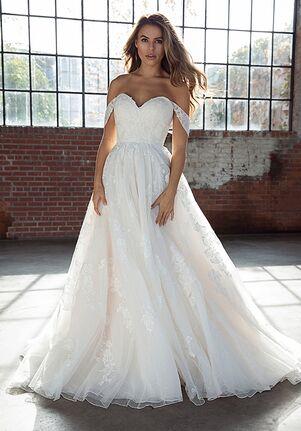 Louvienne Isabel Ball Gown Wedding Dress