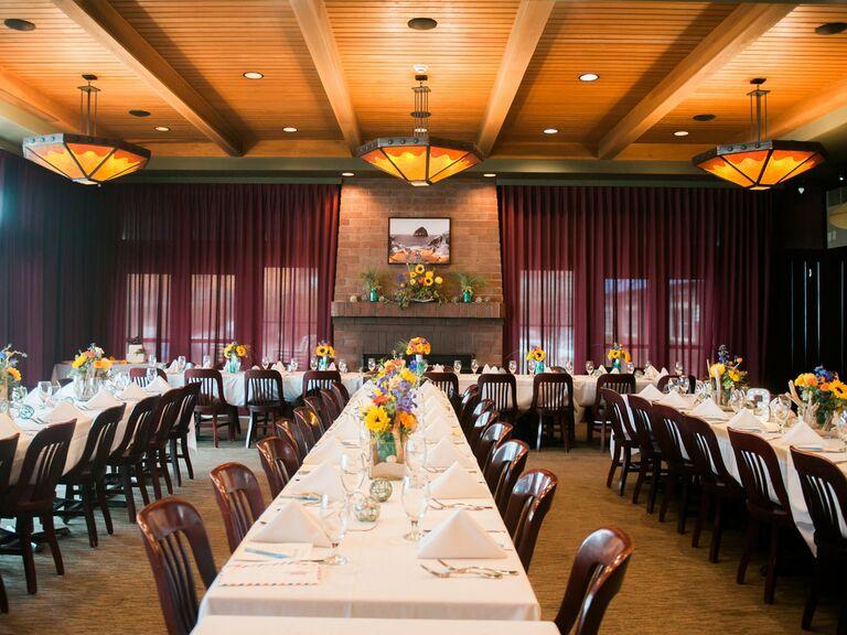 Brewery wedding venue in Pacific City, Oregon.