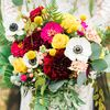 An Outdoor Fall Wedding at a Private Residence in Cinnaminson, New Jersey