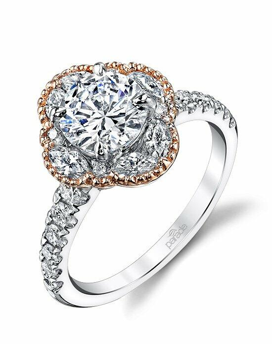 Parade Design Style R3516 from the Hemera Collection Engagement Ring photo