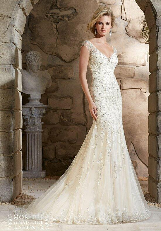Mori Lee by Madeline Gardner 2788 Wedding Dress photo