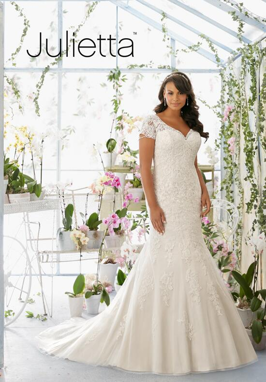 Julietta by Madeline Gardner 3197 Wedding Dress photo