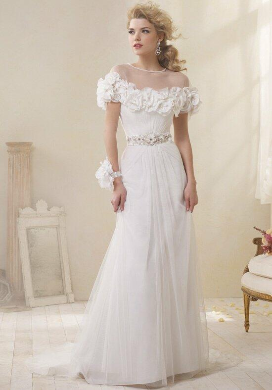 Modern Vintage by Alfred Angelo 8503J Wedding Dress photo
