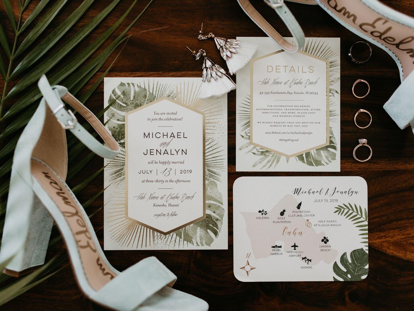 Top 10 Wedding Invitation Etiquette
