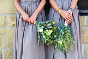 Lush Green Eucalyptus Bouquet