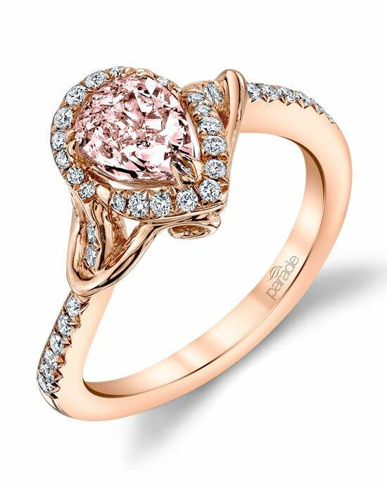 Parade Design Style R3641 from the Reverie Collection Engagement Ring photo